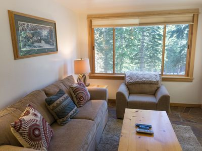 Photo for Mountainside Condo - Walk to Northstar Village and Gondola