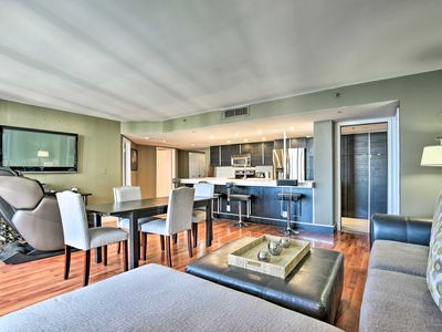 Photo for NEW! Modern Resort Penthouse - 4 Mi to Miami Beach