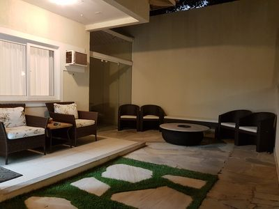 Photo for House in condominium at 100 meters from the beach of Geribá