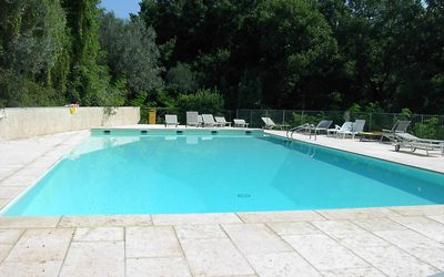 Photo for Montescudaio - Flat in residence 'RIO del SOLE' with pool and garden