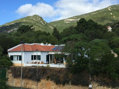Photo for House with spectacular views over the sea and access to the sea