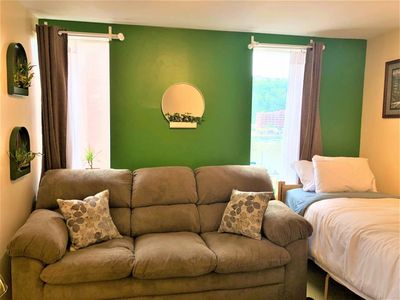 Photo for Downtown Apt | Walk to all stadiums + Conv. Center