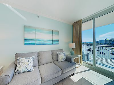 Photo for Updated Beach Condo in Waterscape Resort. Access to All Resort Amenities