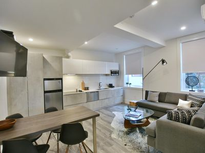 Photo for 101, 2 bedroom - Downtown Collingwood, Luxury Boutique Hotel.