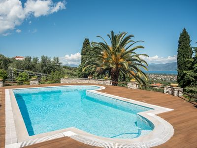 Photo for Villa Panorama with Sea View and common Swimming Pool