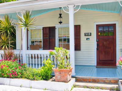 Photo for Catherine House: A charming Old Town Key West cottage