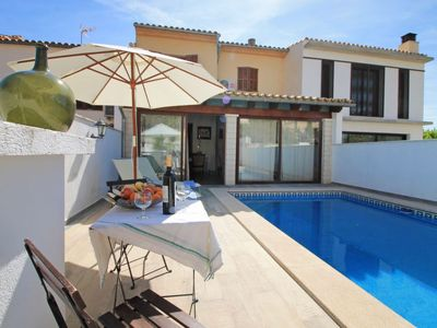 Photo for Vacation home Son Ramon in Lloseta - 8 persons, 4 bedrooms