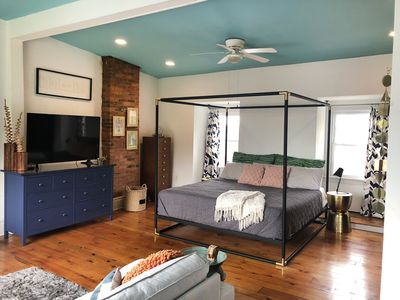 Photo for New listing! Victorian Charmer in the South Side Flats