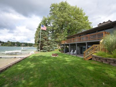 Photo for 5BR House Vacation Rental in Traverse CIty, Michigan