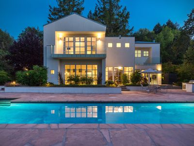 Photo for Stunning Contemporary Country Retreat near charming Glen Ellen