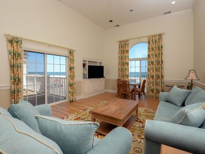 Photo for Beautiful penthouse oceanfront and on the boardwalk