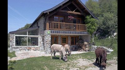 Photo for Self catering Le Pélioou for 8 people