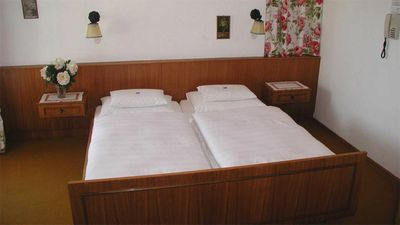 Photo for Small double room with balcony Nr. 11 - Hotel Garni Stabauer
