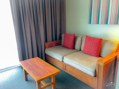 Photo for Gorgeous Hotel-Style Stay Steps from Waikiki Beach
