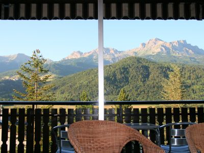 Photo for Apartment Barcelonnette -t2- Belle Vue - at the foot of the ski resorts