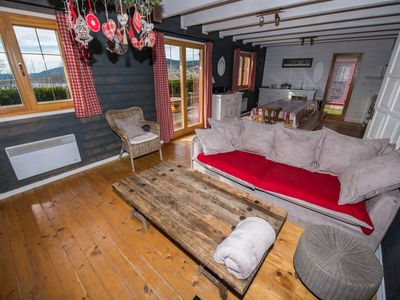 Photo for 4BR Chalet Vacation Rental in Gérardmer, Grand Est