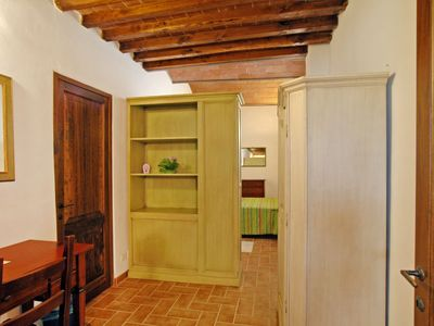 Photo for Apartment Il Cortino in Colle Val d'Elsa - 2 persons, 1 bedrooms
