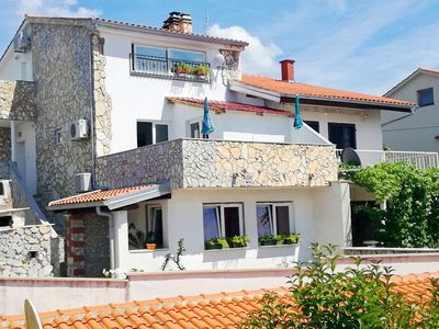 Photo for Apartments Dragutin, (13266), Omišalj, island of Krk, Croatia