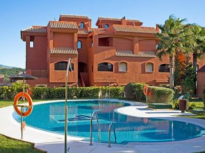 Photo for Apartment Albayt Resort Spa in Estepona - 4 persons, 2 bedrooms