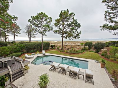 Photo for Brown Pelican 5 | Sea Pines Deluxe 5-Bedroom South Beach Vacation Home