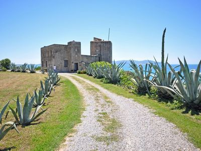 Photo for Castle in Talamone with 4 bedrooms sleeps 8