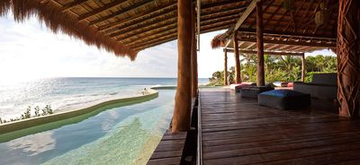 Photo for Beautiful Casa Palapa Luxury