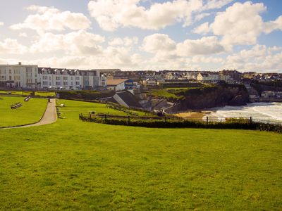 Photo for 2 Bedroom  Dog Friendly Apartment in the Heart of Newquay, Cornwall.