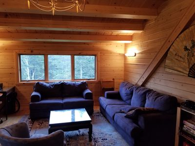 Photo for 5BR House Vacation Rental in Notre-Dame-des-Bois, QC