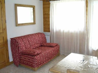 Photo for PARC AUX BICHES - 2 rooms sleeping area - Capacity 6 people