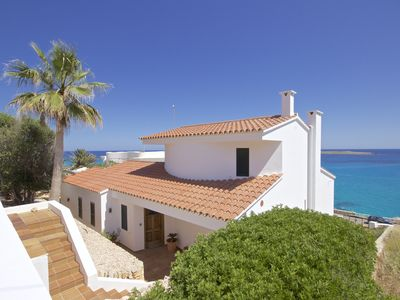 Photo for Villa on the sea with splendid sight on the Ile de l'Aire