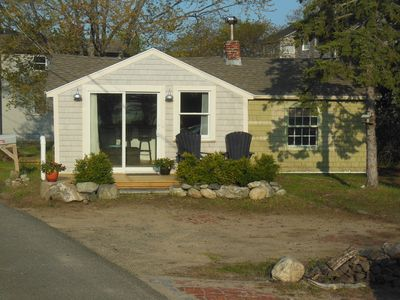 Photo for Plum Island Guest Cottage With Water View