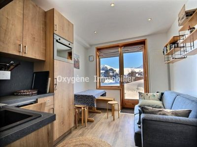 Photo for 1BR Apartment Vacation Rental in La Plagne