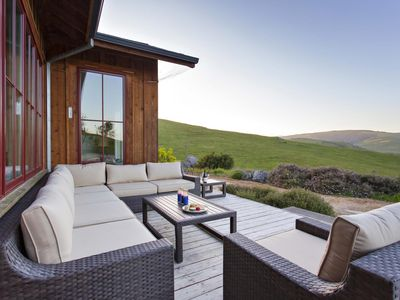 Photo for Ranchito Nicasio - Modern Ranch Home - Private and Peaceful