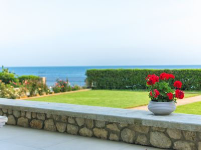 Photo for The Seacret Villa is a seaside house, where the olive oil trees, meet the sea.