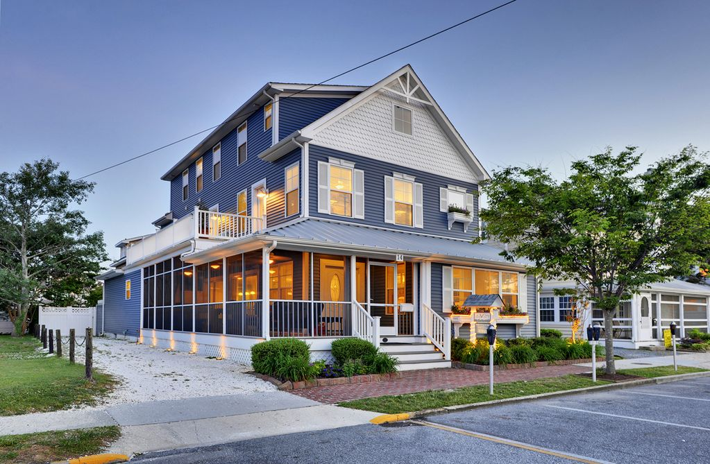 South Rehoboth House Rental   Front ...