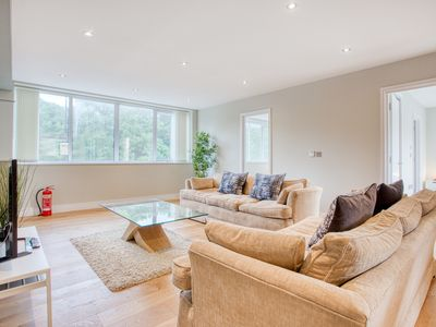 Photo for 4Bed Loft-Style Apt w/Rooftop Terrace in Brixton