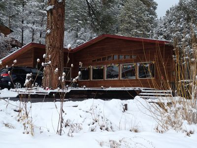 Photo for Classic Colorado Home, Red Cliff Views, Close To Attractions,  Dog Friendly!