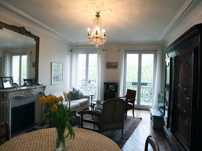 Photo for 1BR Apartment Vacation Rental in Paris, IdF