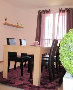 Photo for Apartment in Corte downtown, private parking, beautiful view very quiet