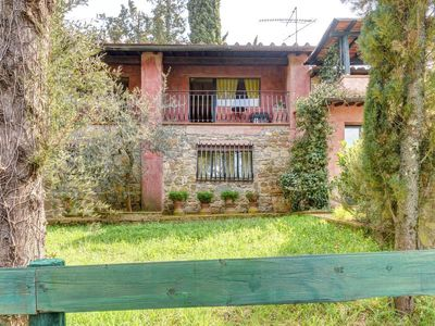 Photo for Holiday apartment Figline Valdarno for 2 persons with 1 bedroom - Holiday apartment in a villa