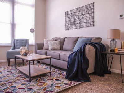Photo for MILE SQUARE 2BR APT NEAR DINING & NIGHTLIFE