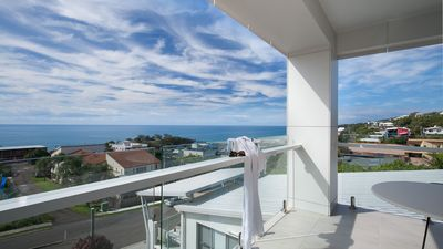Photo for Coolum Beach Holiday House - Stunning views of Coolum Beach + close to shops