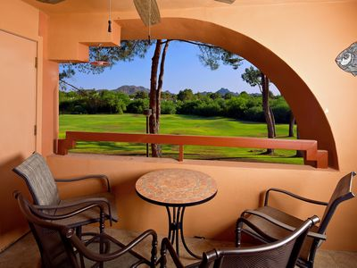Prime Location, Golf and Mountain Views, 5 Pool Areas, Upgraded Unit, and More