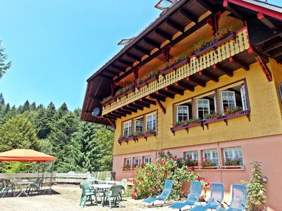 Photo for Quietly situated group house in the southern Black Forest with a gorgeous view