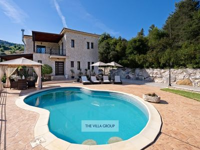 Photo for Miliou Villa, Sleeps 6 with Pool, Air Con and WiFi