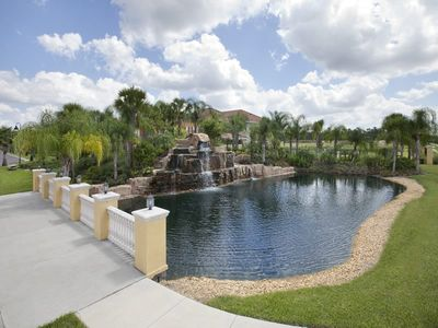 Photo for Paradise Palms Resort 4 Bed Town Home+Splash Pool