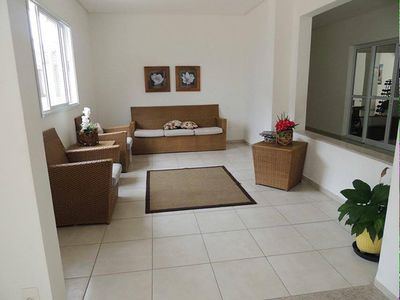 Photo for NEW APARTMENT WITH POOL, SAUNA, FITNESS, HEATED POOL, HALL PARTY