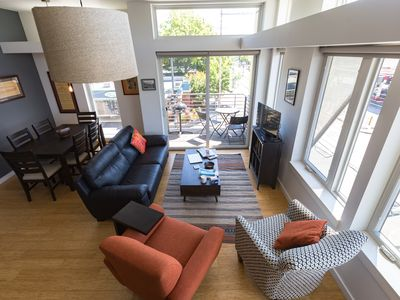 Photo for Monthly Furnished Condo Located In N Portland