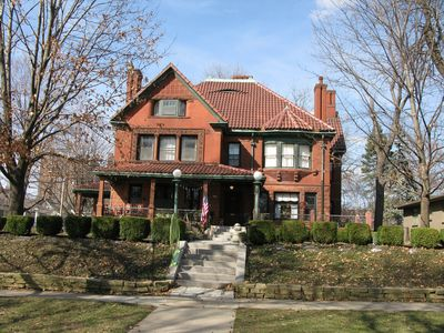 Photo for Historic Hyde Park Queen Anne Home, Circa 1888