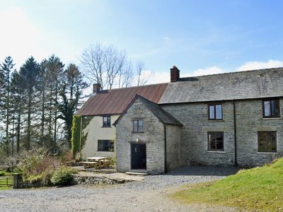 Photo for 5 bedroom accommodation in near Painscastle, Hay-on-Wye